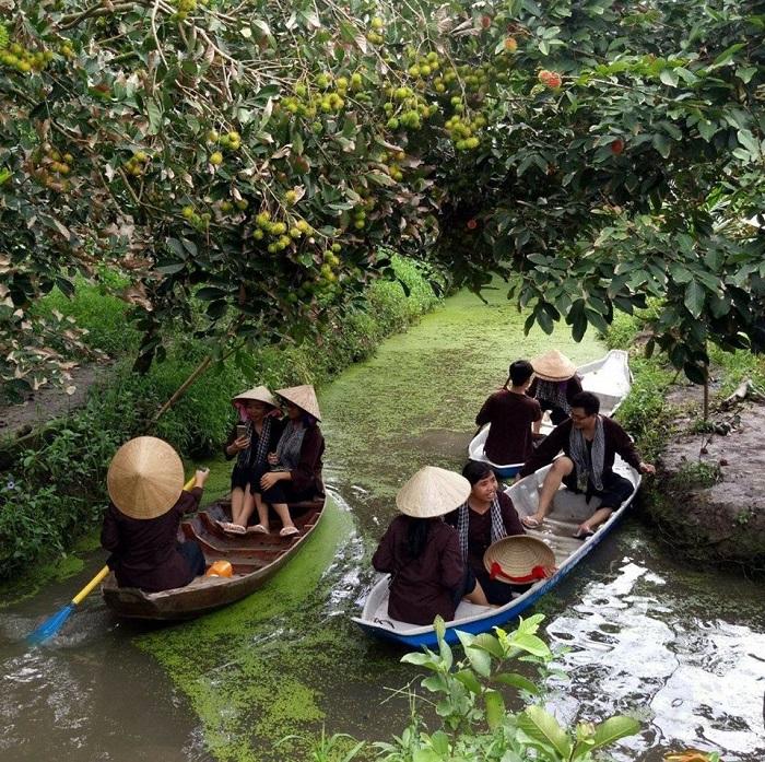 Danh sách các khu, điểm du lịch và các điểm tham quan có khả năng thu hút khách du lịch tại huyện Phong Điền